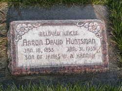 Aaron Davis Huntsman