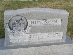 Nancy Kay <I>Shepherd</I> Huntsman
