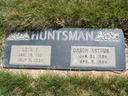 Orson Arthur Huntsman