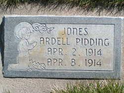 Ardell Pidding Jones