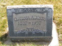 Clarissa Hoyt <I>Adair</I> Jones
