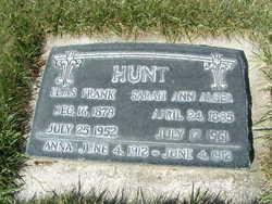 Elias Frank Hunt