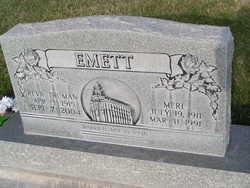 Merl Barnum Emett