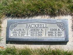 Edgar Hoyt Fackrell