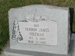 Vendon James Coleman