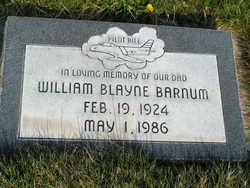 William Blayne Barnum