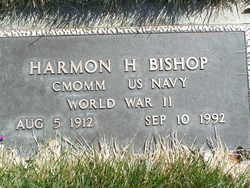 Harmon H Bishop