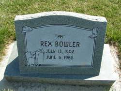 """Larex """"Rex"""" Bowler"""