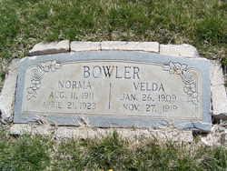 Velda Bowler