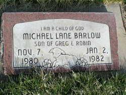 Michael Lane Barlow