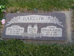 Roxie Ellen <I>Truman</I> Barlow