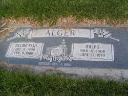 Delma <I>Fish</I> Alger