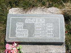 Mae Alger
