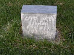 Mary Ann Alger