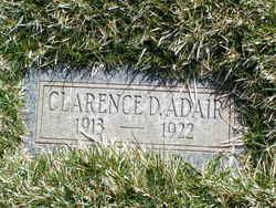 Clarence Davenport Adair