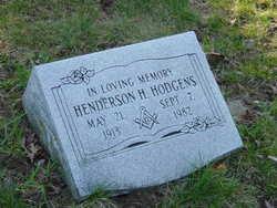 Henderson H. Hodgens