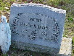 Marguerite H. <I>Csigas</I> Levine