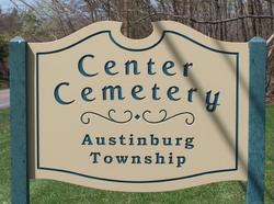 Austinburg Center Cemetery