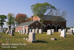 Morattico Baptist Church Cemetery