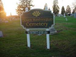Mount Washington Cemetery
