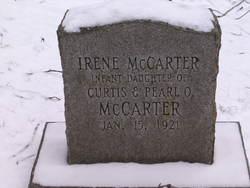 Irene McCarter