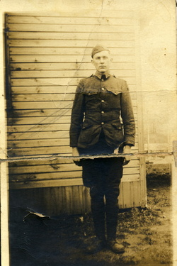 Pvt Julian B. Banks