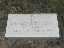 Charles Clyde Adams