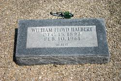 William Floyd Halbert