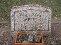 Frank Orval Appel