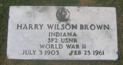 Harry Wilson Brown