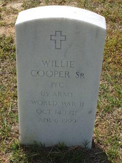 Willie Cooper, Sr