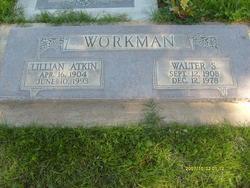 Lillian <I>Atkin</I> Workman