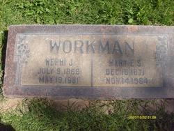 Mary Elizabeth <I>Spendlove</I> Workman