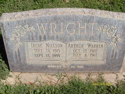 Arthur Warren Wright