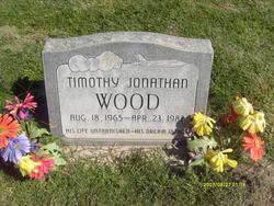Timothy Jonathan Wood