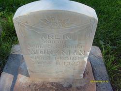 Arlin Calvin Workman
