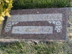Arthur Boyce Whitlock