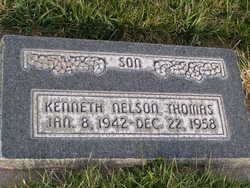 Kenneth Nelson Thomas