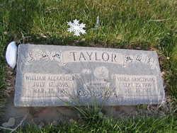 William Alexander Taylor