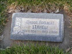 Mason Adelbert Staheli