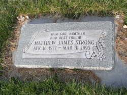 Matthew James Strong