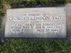 SSGT George Glendon Tait