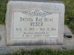 Brenda Rae <I>Hunt</I> Reber