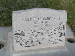 Roger Olaf <I>Madison</I> Madison, Jr