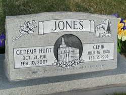 Clair Jones