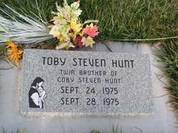 Toby Steven Hunt