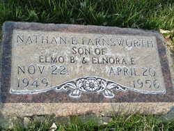 Nathan Ernest Farnsworth