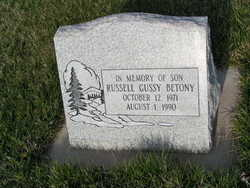 Russell Gussy Betony
