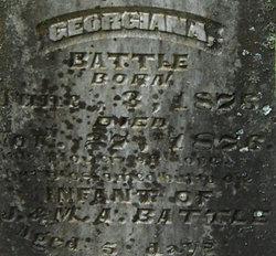Geogiana Battle