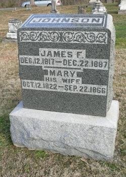 James F Johnson